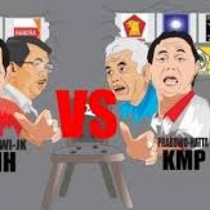 KIH atau KMP KIB Koalisi Indonesia Blususkan