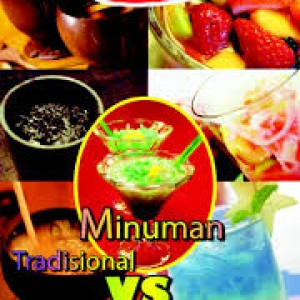 Makanan Tradisional VS Makanan Western ( dan  Makanan dari luar )
