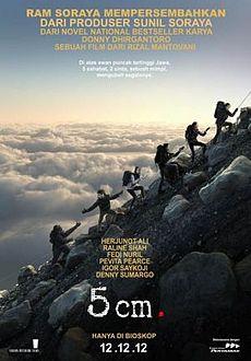 """RESENSI FILM """"5 CM"""""""