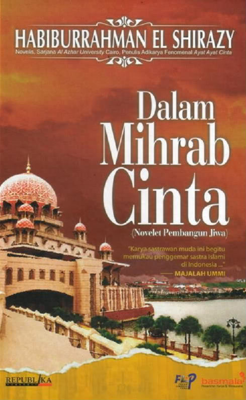 Resensi Novel Dalam Mihrab Cinta Karya Habiburrahman El Shirazy
