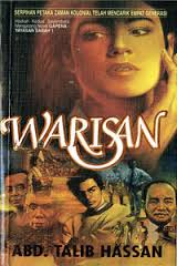 Resensi Novel Warisan